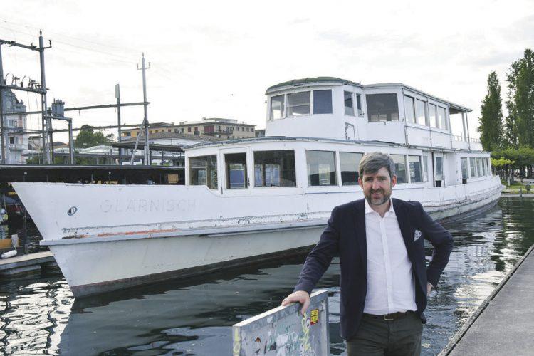 «Das Restaurantschiff MS  Glärnisch steht vor dem Aus»