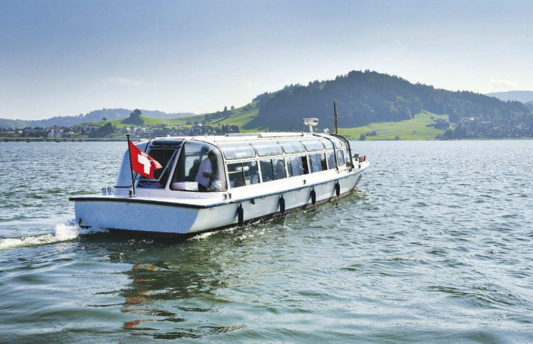 Für die Sihlsee-Schifffahrt AG war 2020 schlichtweg ein Jahr zum Vergessen