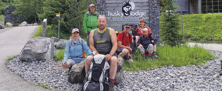 Eine Reise nach Muotathal – von der Husky-Lodge in den Tierpark Goldau