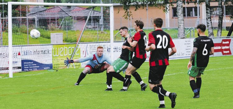 FC Einsiedeln II siegt weiter
