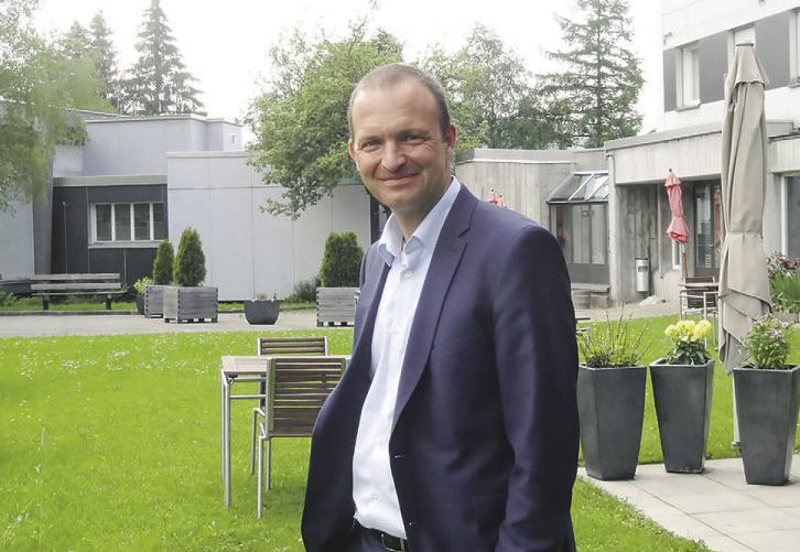 Neuer Geschäftsführer im  Hotel Allegro, SJBZ Einsiedeln