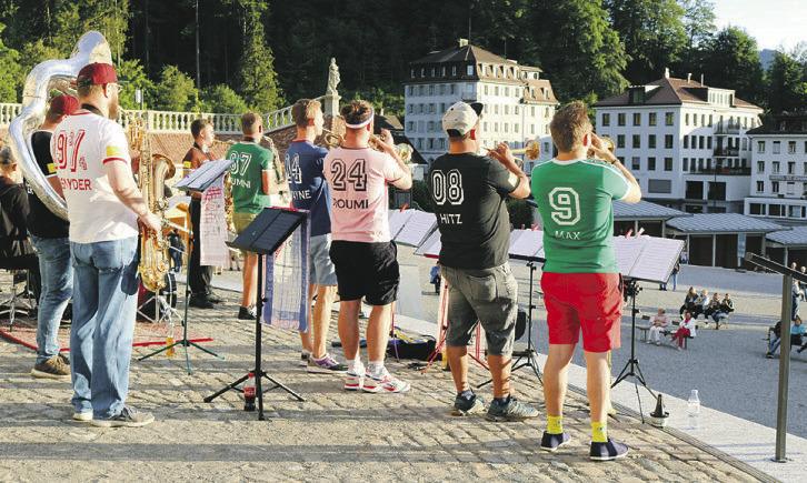 Klosterplatz bleibt Konzertplatz