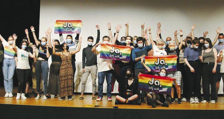 «Wir wollen als gleichwertige  Menschen anerkannt werden»