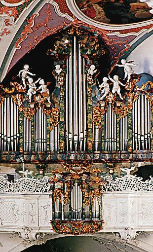 Bach-Werke im Mittelpunkt