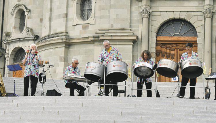 Karibische Klänge auf dem Klosterplatz
