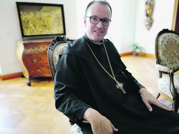 Einsiedler Benediktiner wirkten  beim Zwangsmissionieren mit – Heute lesen, was morgen im EA steht