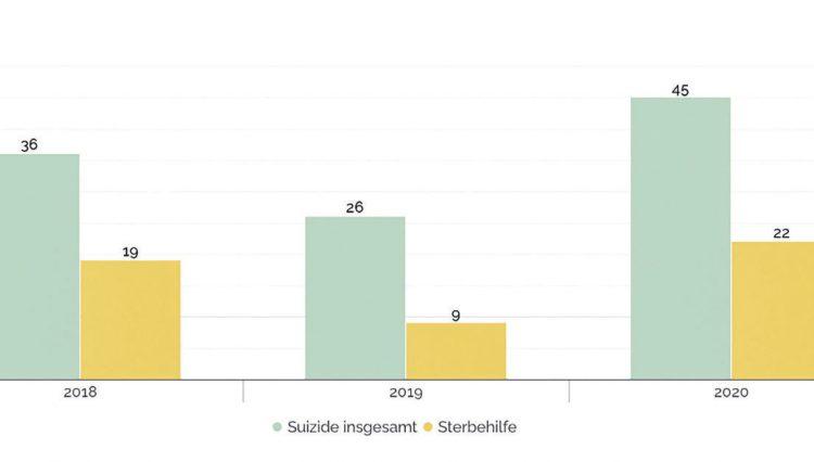 Kein starker Suizid-Anstieg