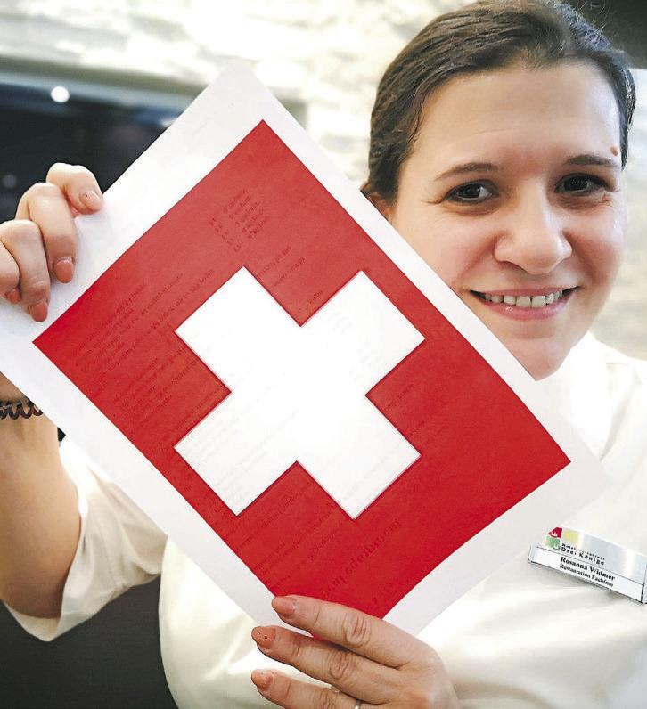 «Man muss doch für die Schweiz sein»