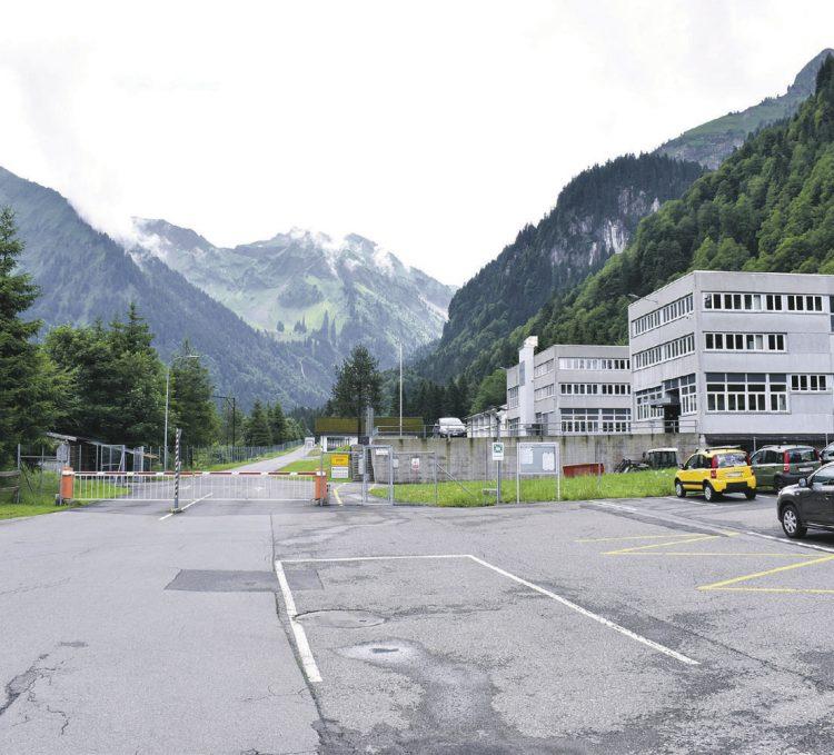 RWM Schweiz will im Ochsenboden  eine neue Lagerhalle bauen