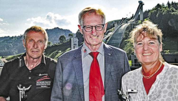 Priorität beim Schweizer  Skisprungnachwuchs