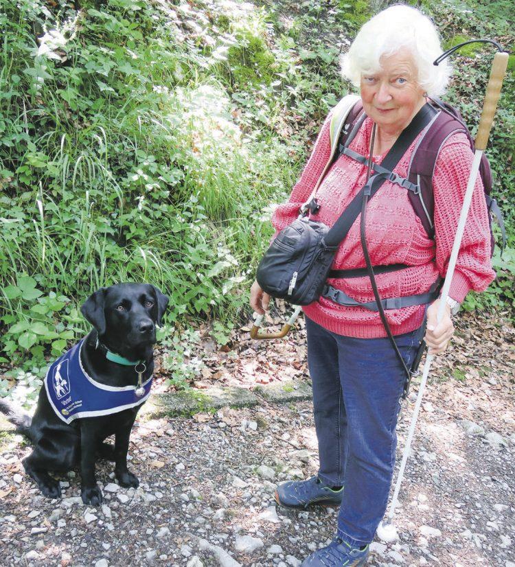 Eine Zeitreise für Hund und Mensch
