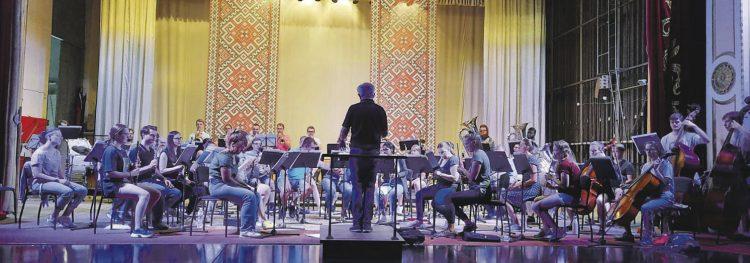 Schwyzer Musik begeisterte die Ukraine