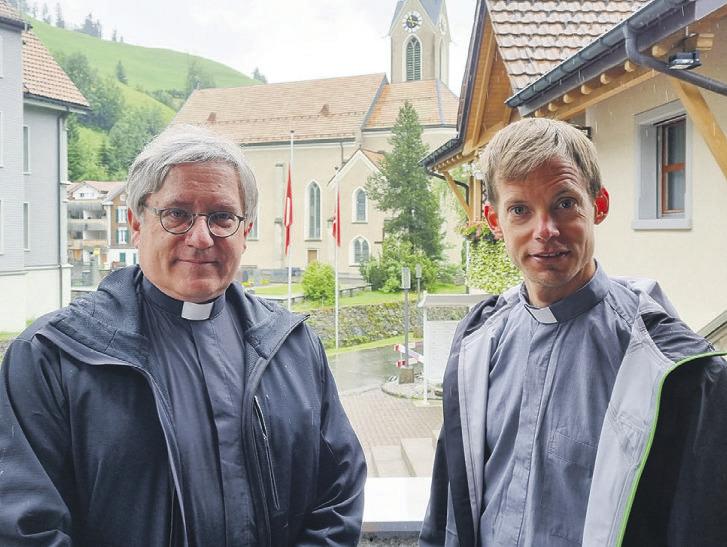 Die Pfarrei Alpthal erhält einen neuen Seelsorger