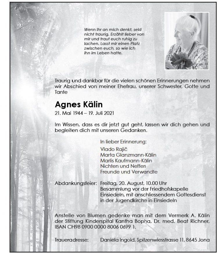 Agnes Kälin