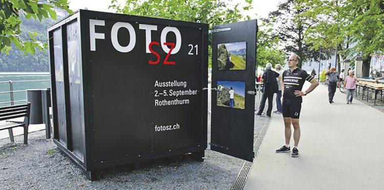 «FotoSZ 21»: eine Plattform für die zeitgenössische Fotografie