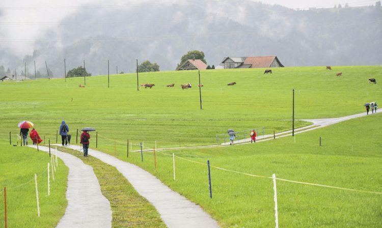 «Einsiedeln ist der Pilgerort par excellence in der Schweiz»