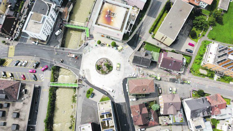 Alpkreisel in Einsiedeln eröffnet planmässig am 20. August – Heute lesen, was morgen im EA steht