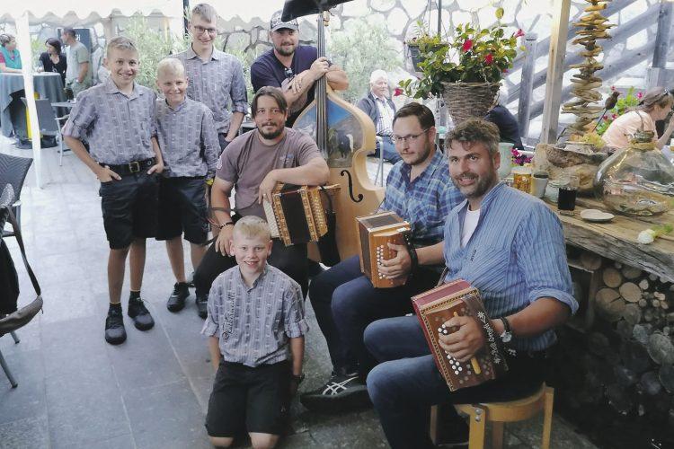 Im Wallis einen wunderbaren  «Happy Day» erlebt