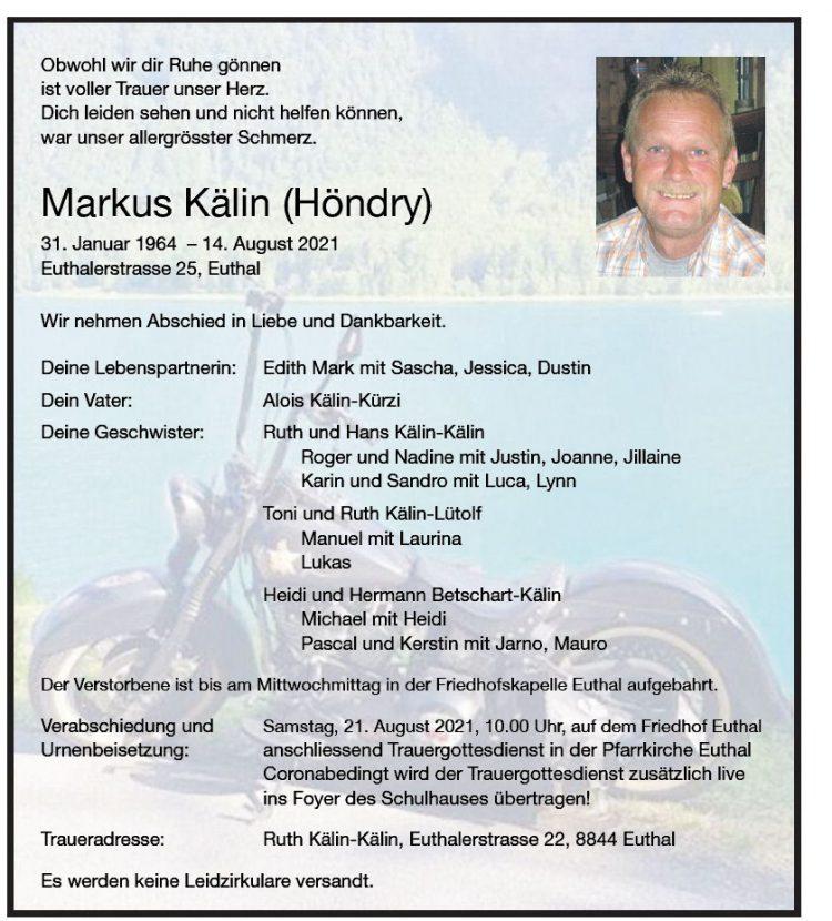 Markus Kälin (Höndry)