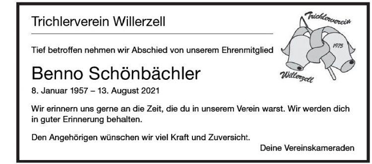 Benno Schönbächler