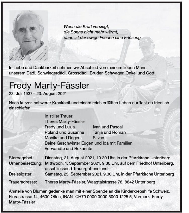 Fredy Marty-Fässler