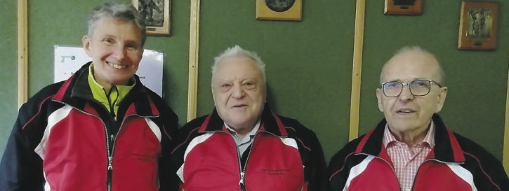 Paul Kümin gewinnt Cup-Schiessen
