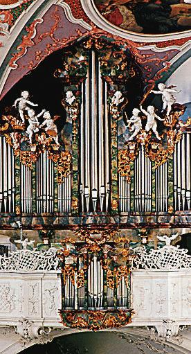 Orgel-Feuerwerk!