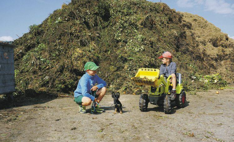 Kompostierung als Generationenprojekt