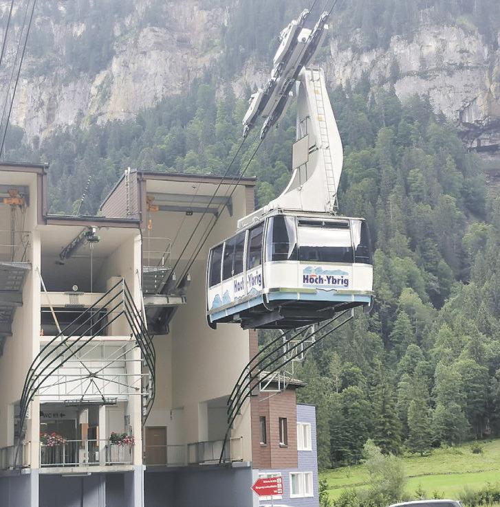 Auch für die Hoch-Ybrig-Bahn braucht es eine Sonderzone