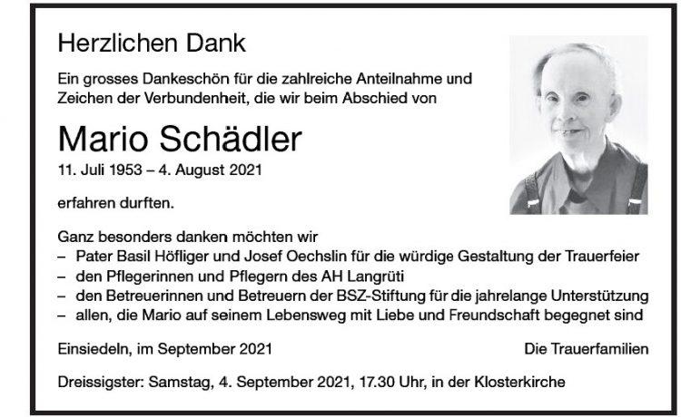 Mario Schädler
