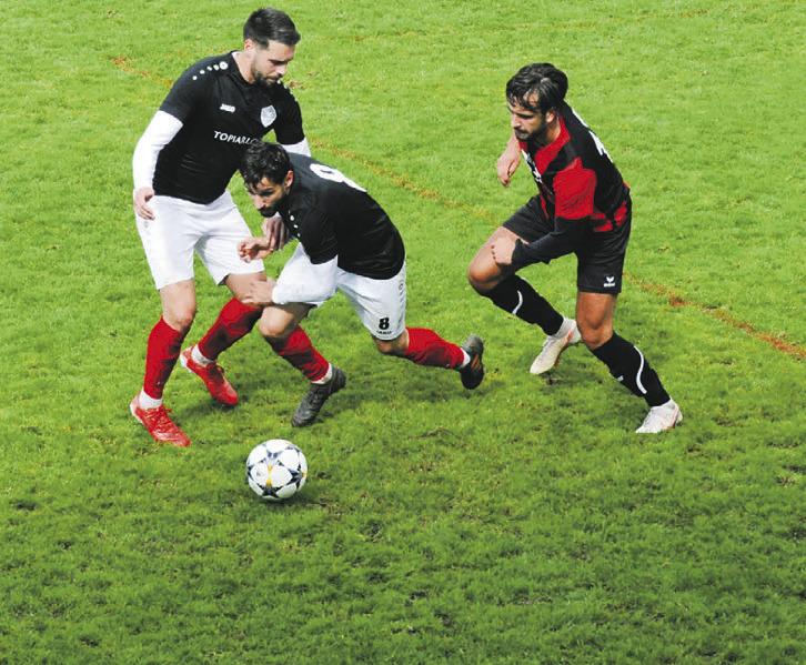 Der FC Einsiedeln II schlägt sich selbst