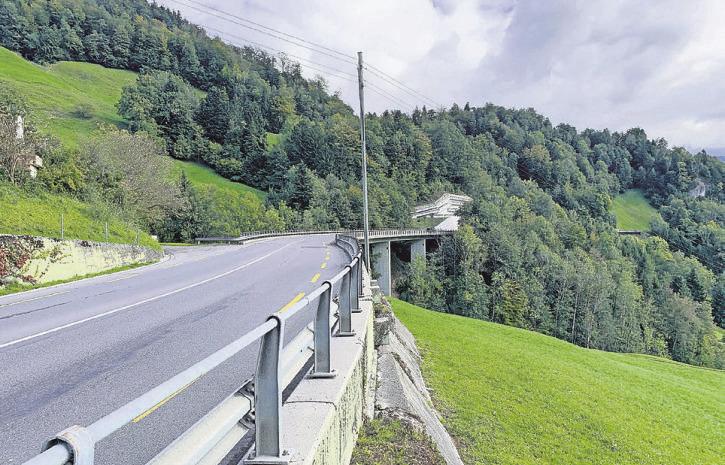 Sieben Millionen Franken  für zwei Brücken