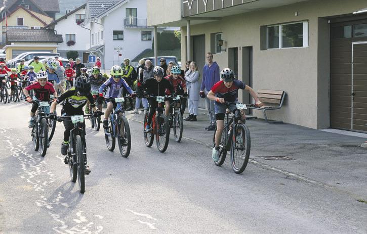 Letztes Rennen der  Kantonalmeisterschaft