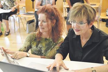 Einsiedlerin inszeniert Oper Tell in Interlaken