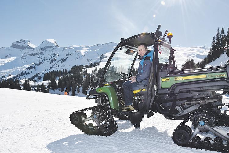 Hoch-Ybrig AG: Gut wirtschaften und weiter investieren