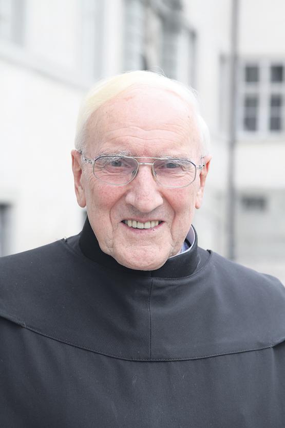 Pater Maurus Burkard