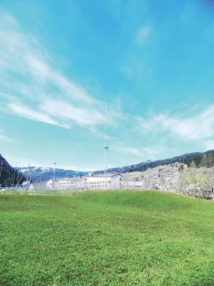 Mobilfunk in Unteriberg mit neuer Anlage verbessern