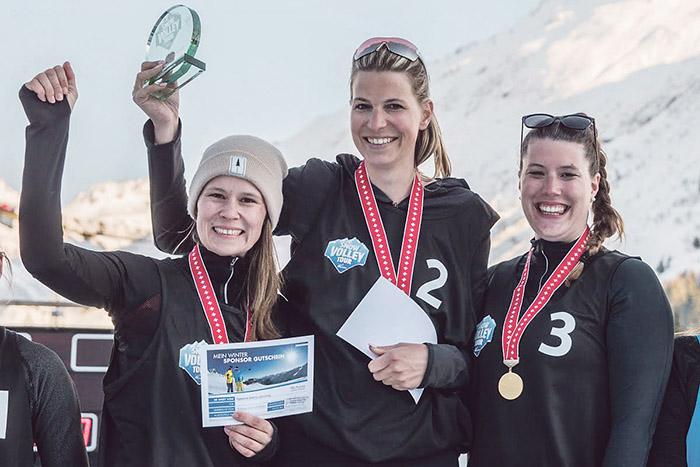 Einsiedlerinnen sind Schweizermeister