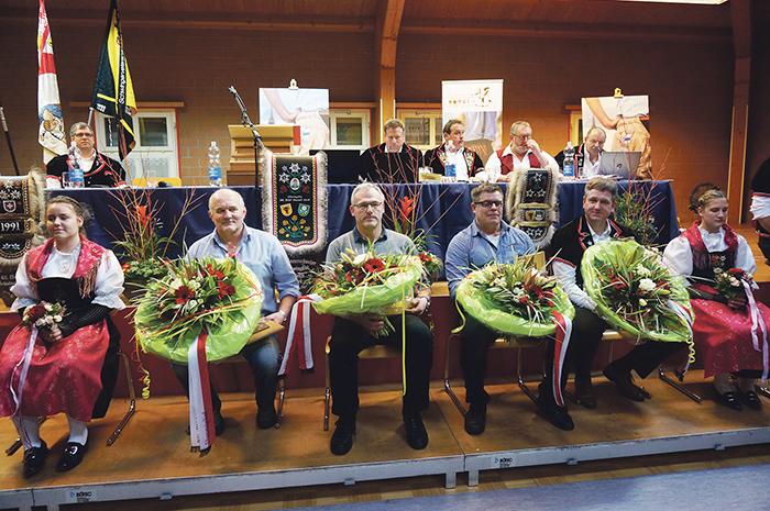 Grosse Ehre für Hans Ruhstaller