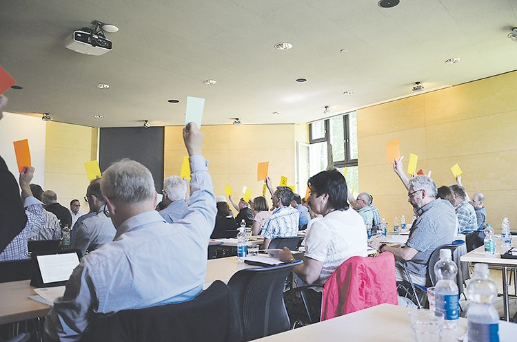 Kantonalkirche muss über RKZ-Beitritt abstimmen lassen