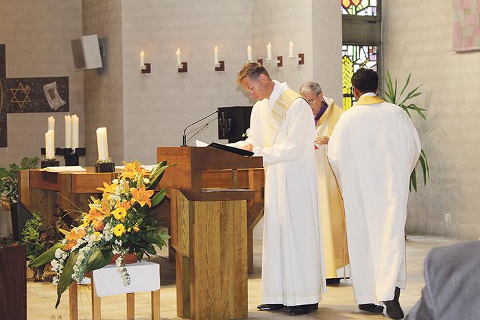 «Ich werde Priester aus voller Überzeugung»