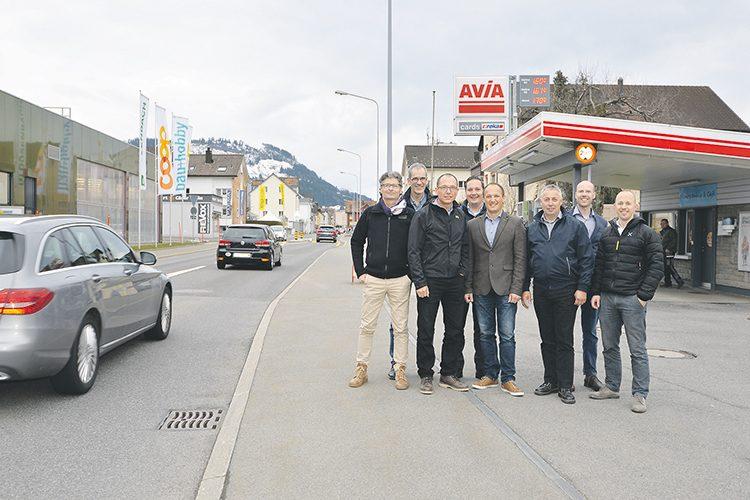 Zürichstrasse soll beim Kanton bleiben