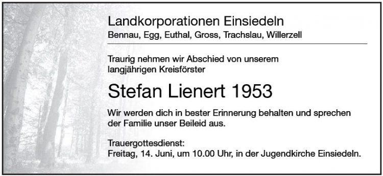 Stefan Lienert 1953