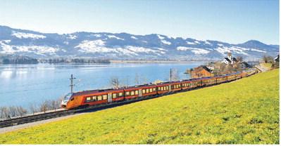 Neuer Voralpen-Express nimmt Fahrt auf