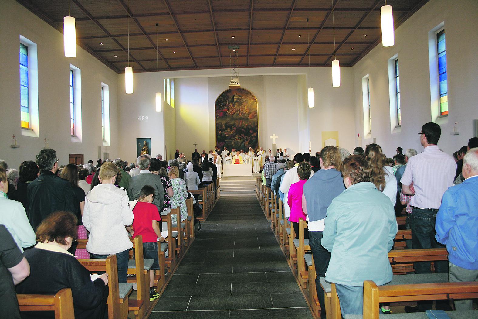 Pfarrei bricht in die Zukunft auf