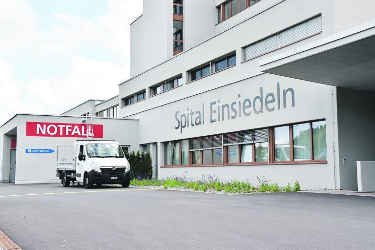 Spital mit Rekorddefizit