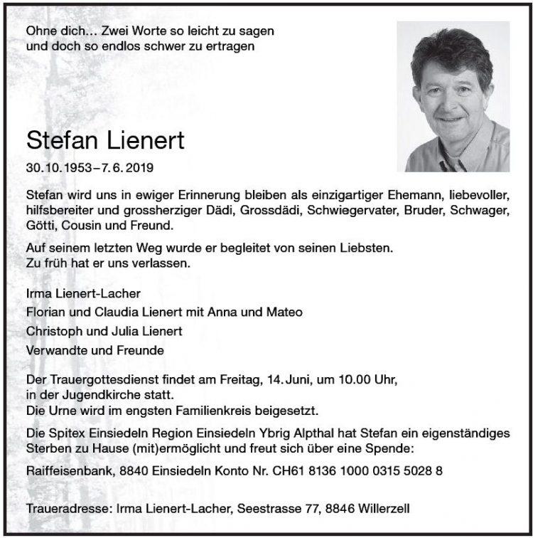 Stefan Lienert