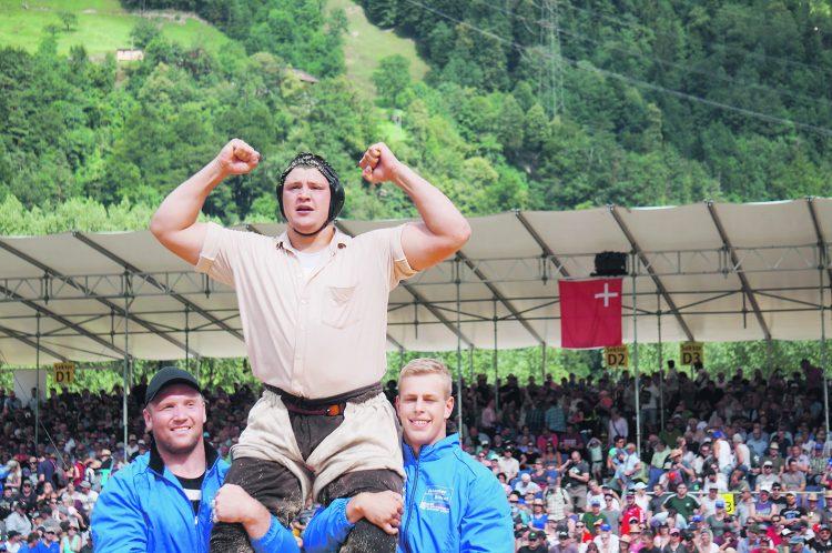 Nick Alpiger düpierte die Innerschweizer