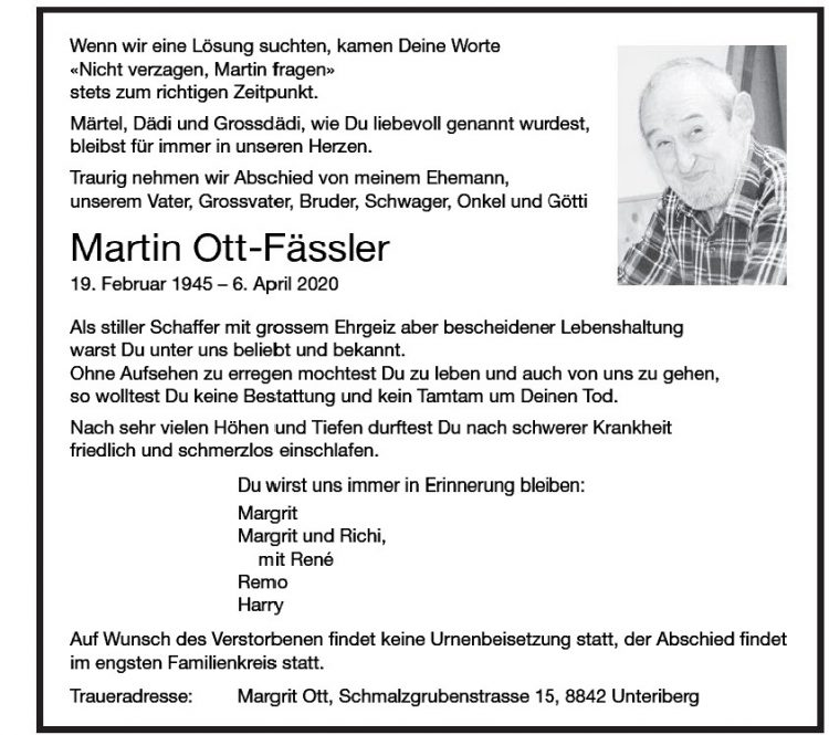 Martin Ott-Fässler