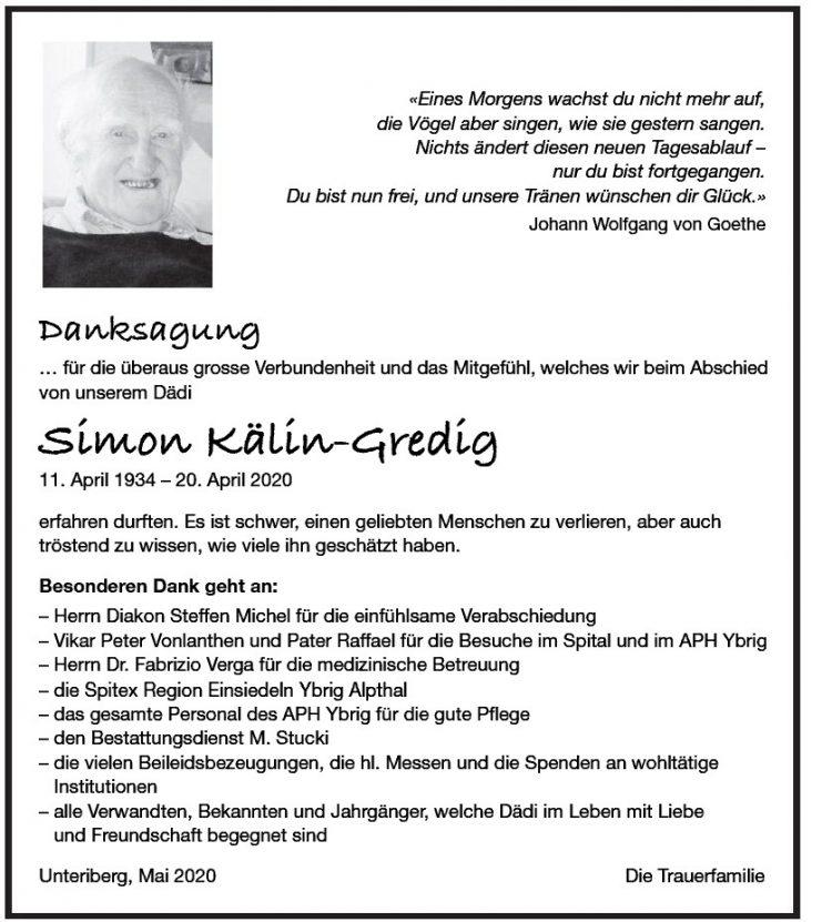 Simon Kälin-Gredig